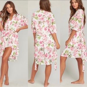 Show Me Your MuMu | Floral Robe